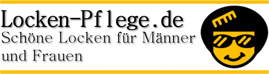 Locken-Pflege.de Logo Lockenpflege und locken pflege